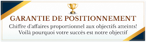 garantie de positionnement